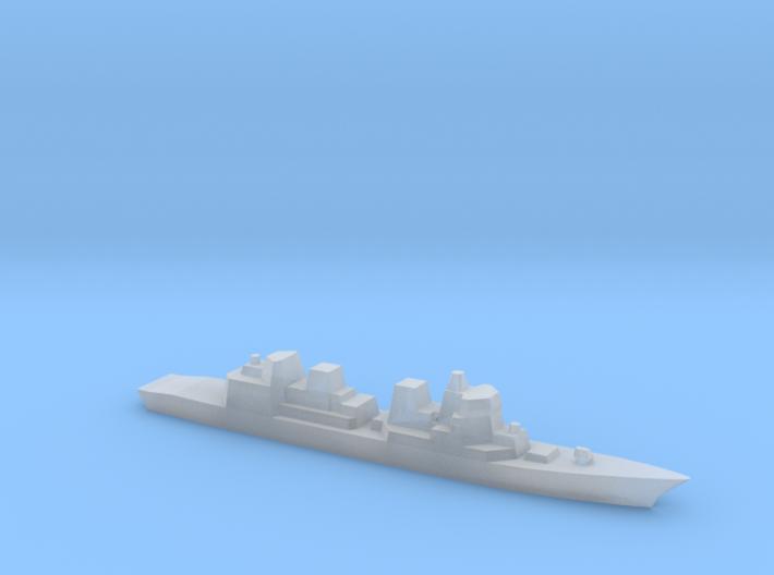[JMSDF] Akizuki Class 1:6000 3d printed