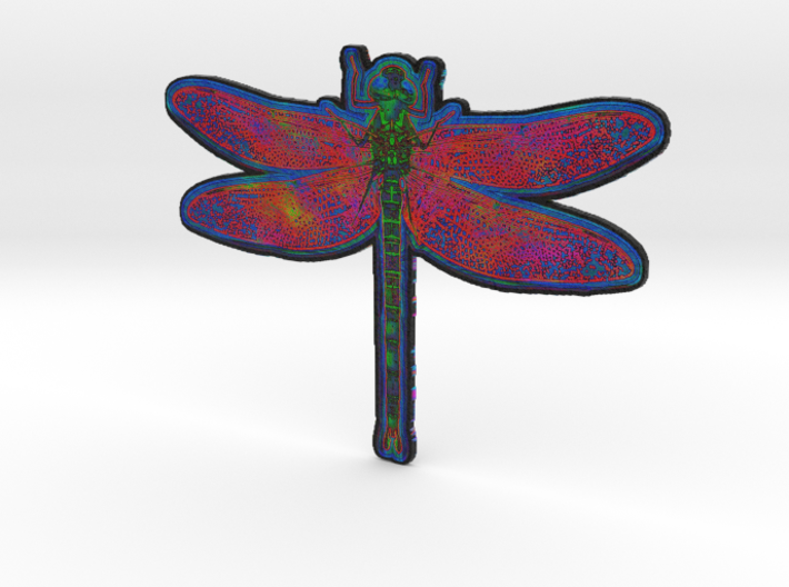 Dragonfly M 3d printed