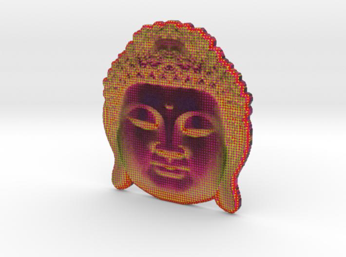 BuddhaOrange 3d printed