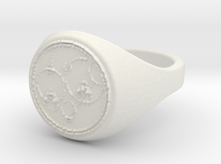 ring -- Thu, 21 Nov 2013 10:34:37 +0100 3d printed