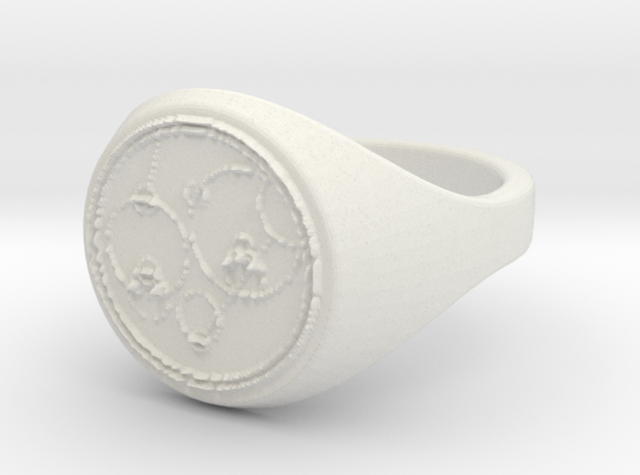 ring -- Thu, 21 Nov 2013 10:36:57 +0100 3d printed