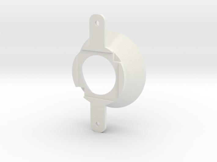 Paraboblic Osram Reflector 3d printed