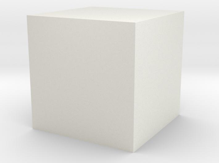 testcube 3d printed
