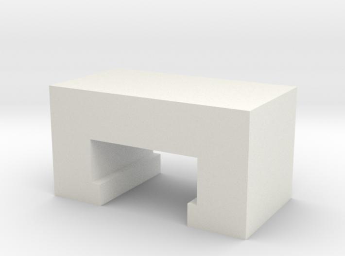 A&K Masada Hop Up Slider/Retainer 3d printed