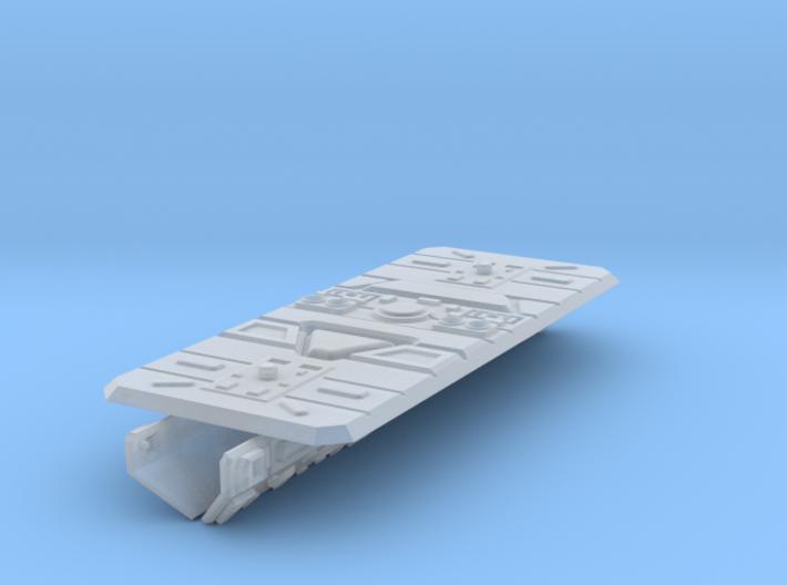 BSG Frigate Armor Package 3d printed