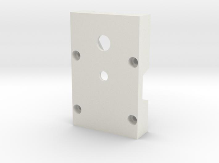 Tripod Adapter for Robotis Dynamixel AX-12+ 3d printed
