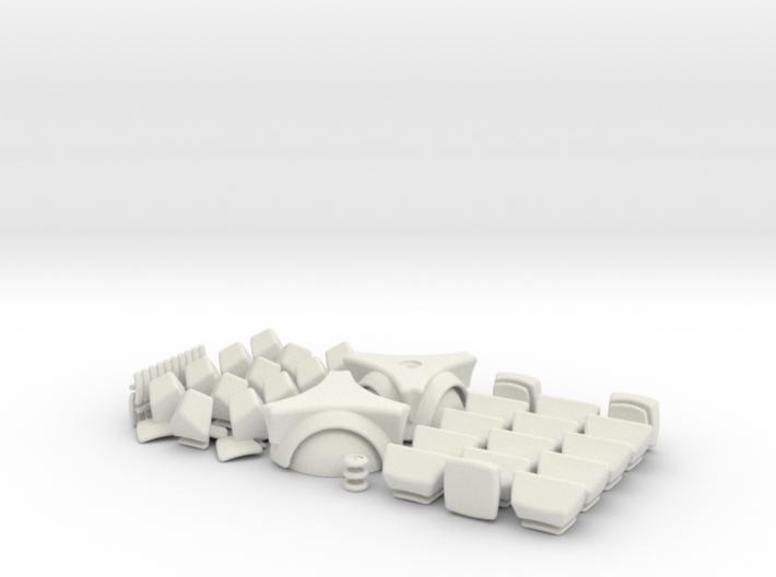 Mixup Prism 3d printed