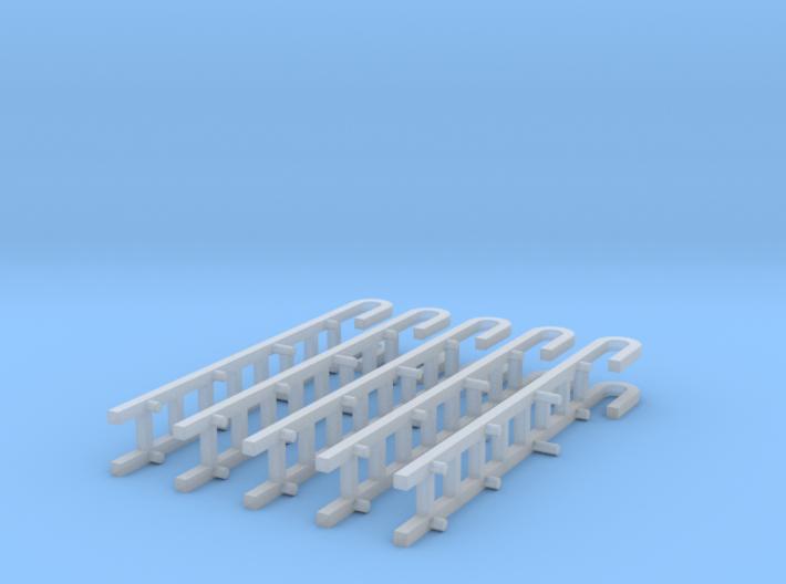 US-Austiegsleiter 5x 3d printed