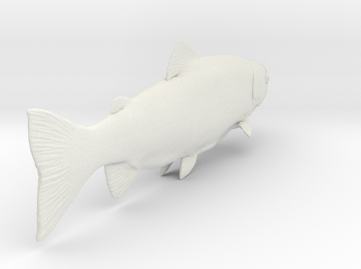 trout1 3d printed