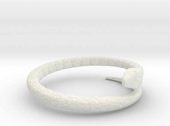 Snake rig 3d printed