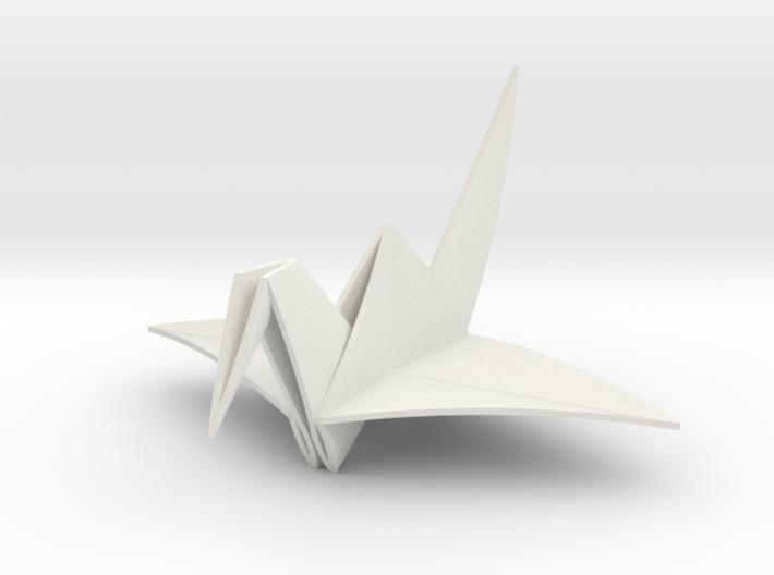 De Kraanvogel for Villa Ticca 3d printed