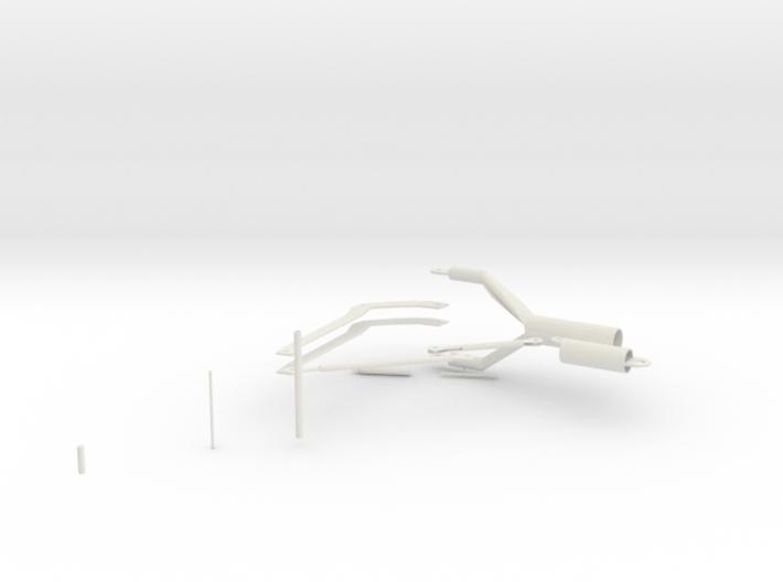 Landing Gear 3d printed