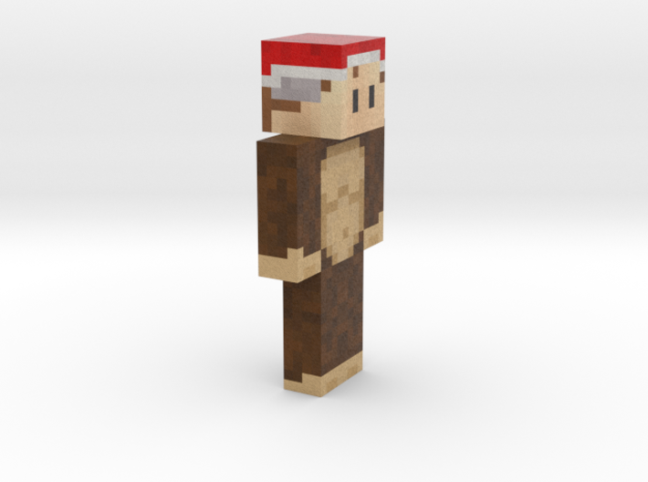 6cm | PixeledMando 3d printed