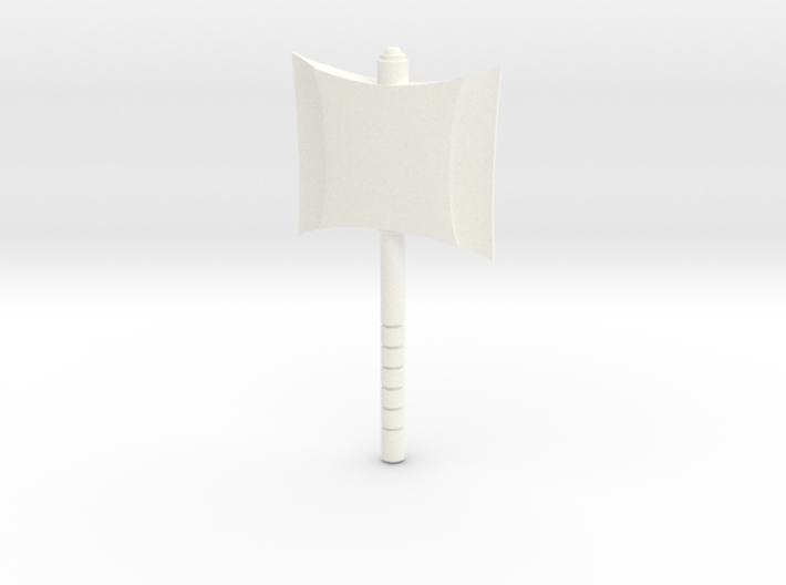 Axe of the Barbarian 3d printed