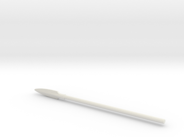 Heavy Spear 3d printed Heavy Spear