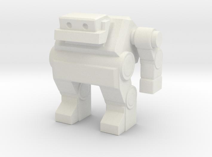Robot 0032 Jaw Bot v3 02 3d printed
