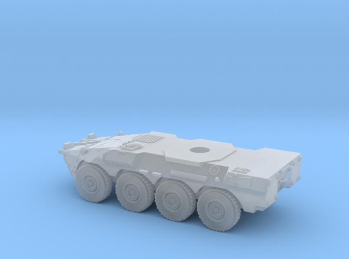 Centauro-N-2-piezas-Barcaza 3d printed