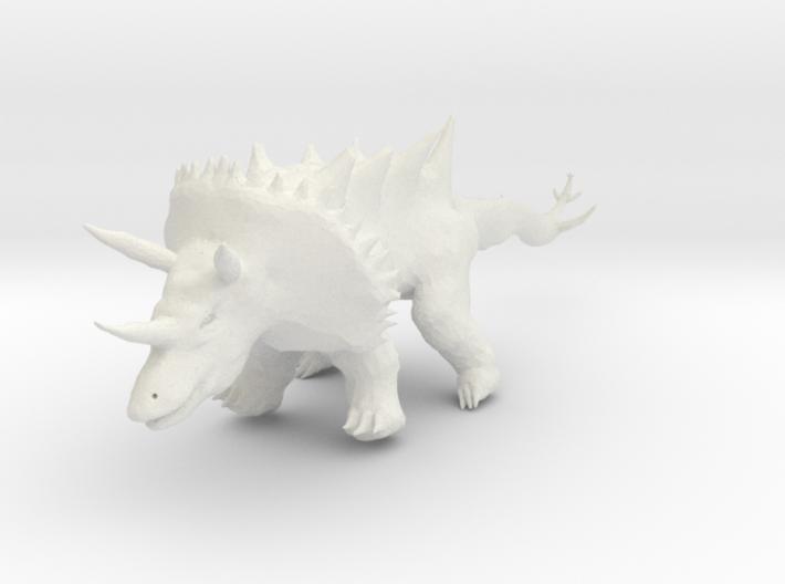 Triceratops 3d printed