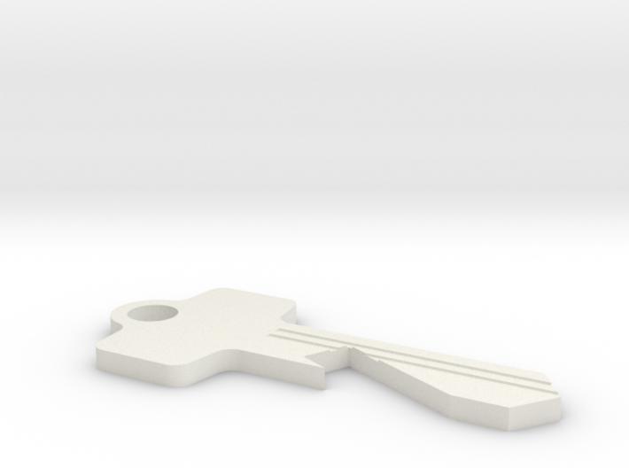 Beer Key 3d printed