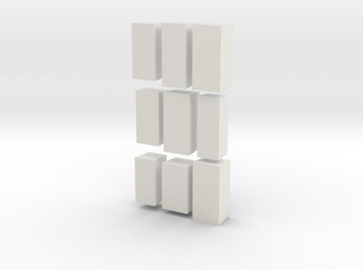 concreteMemorial 3d printed