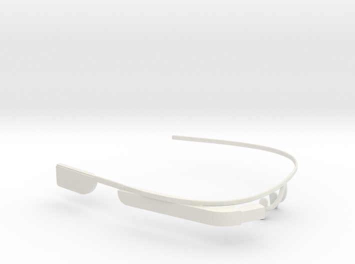 Google Glass Replica Fake MK3 - LIMITED EDITION -  3d printed