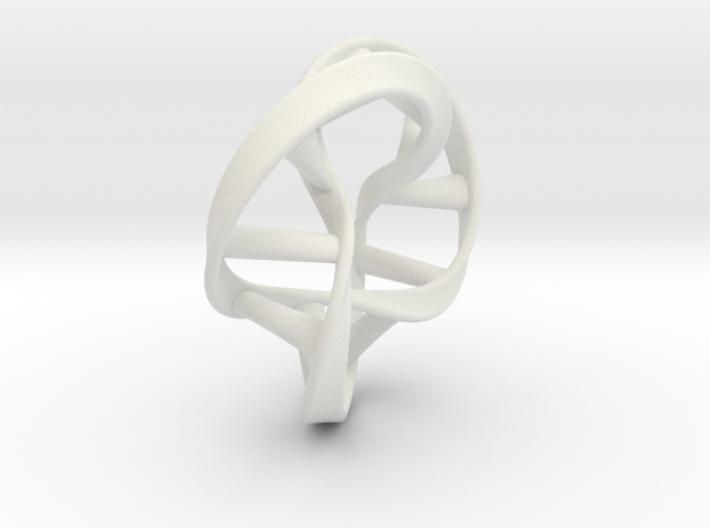 Moebius DNA 3d printed