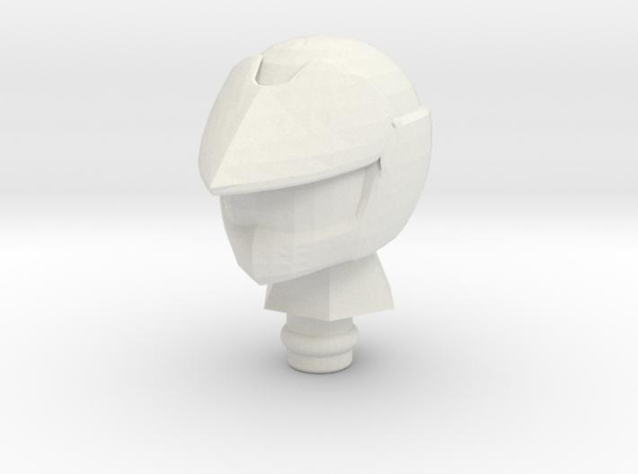Space Jockey 3d printed