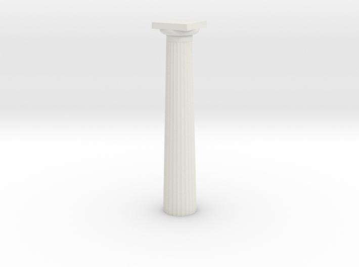 17.5cm doric Column 3d printed