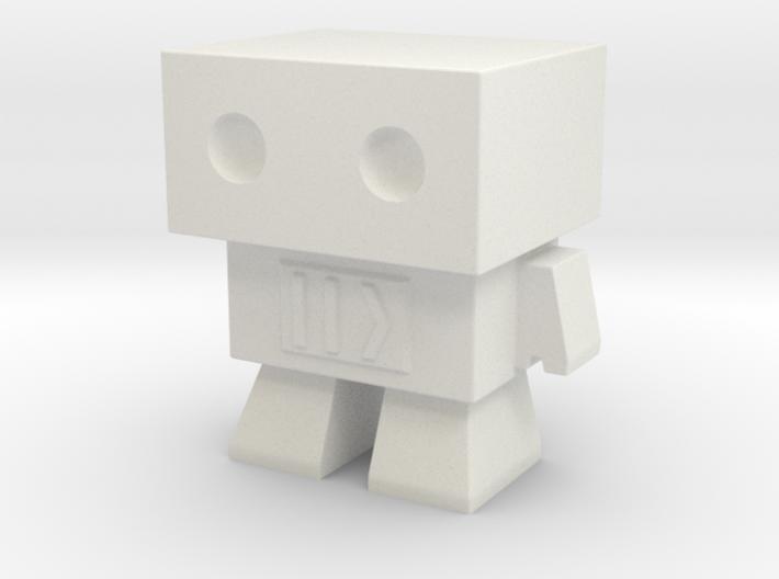 Fast Forward Robot 3d printed
