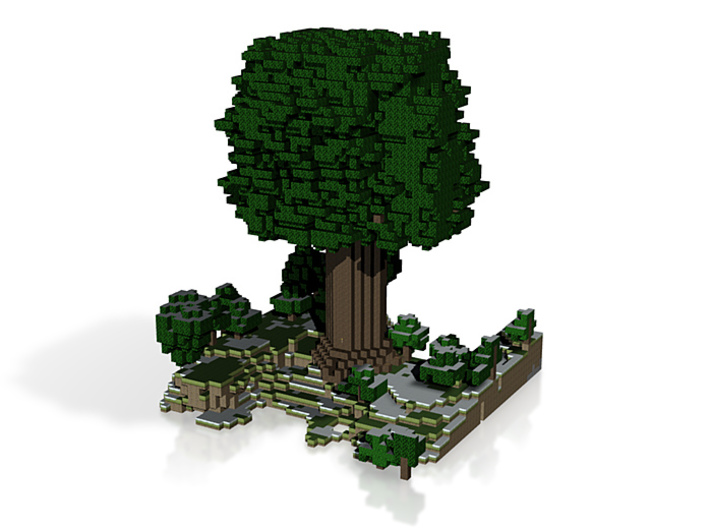 Giant Tree 3d printed