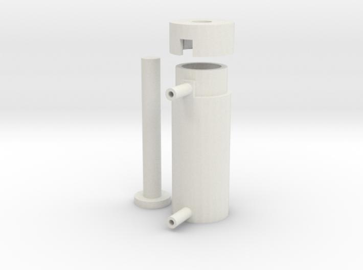 Pneumatic Piston 3d printed