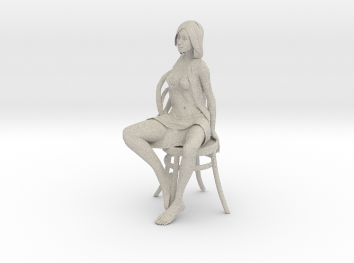 Chaise7+2 3d printed