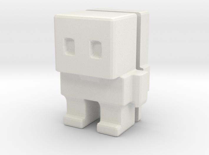 Block Bot Split 3d printed