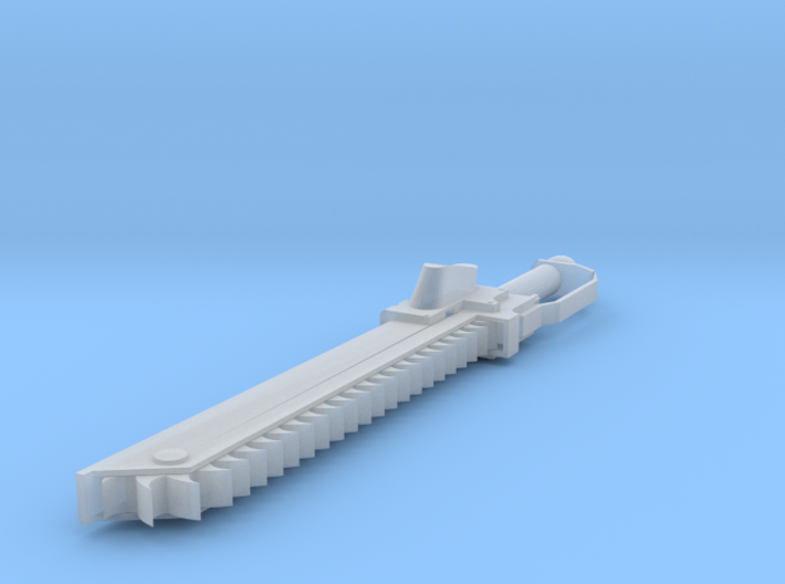Chainsaw sword Mrk3 3d printed
