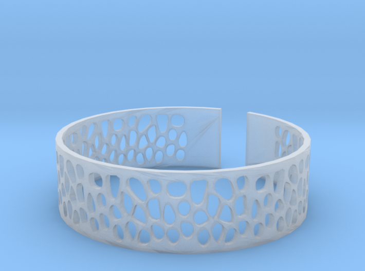 leopard ring 3d printed