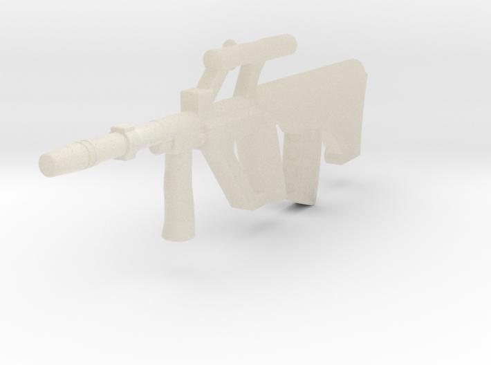 Block- F88 Austeyr 3d printed