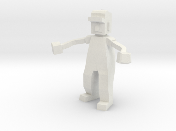 Star Schlep Captain Ford 3d printed
