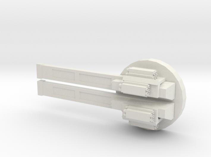 Rail Gun 3d printed