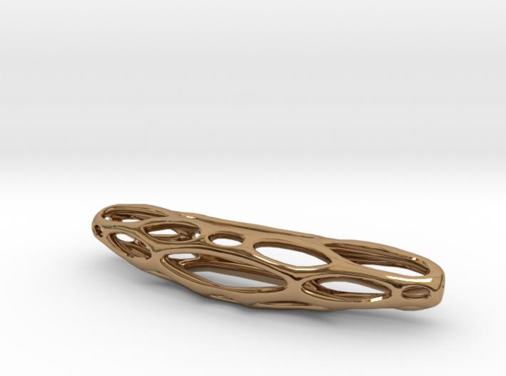FutureForm Necklace 3d printed