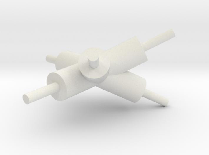 tisch_konnektor_10 3d printed
