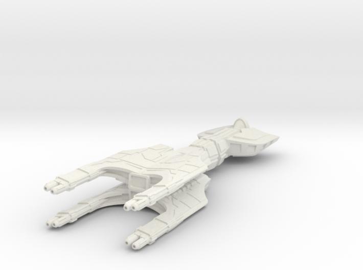 Inquisitor Light Cruiser 3d printed