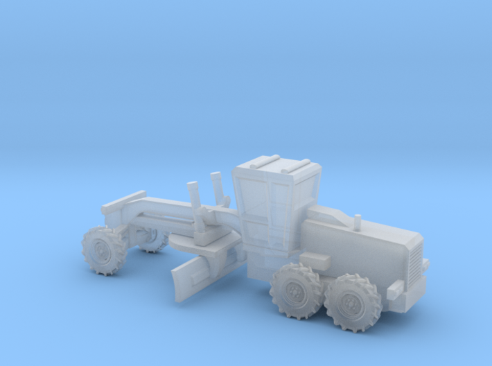 Caterpillar 140 Road Grader - Ultra - Z scale 3d printed
