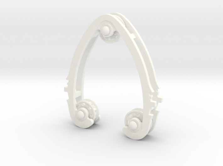 Geared Widget #2 of 5 3d printed