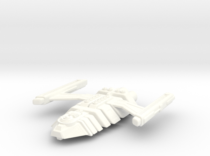USS Ontario Freighter 3d printed