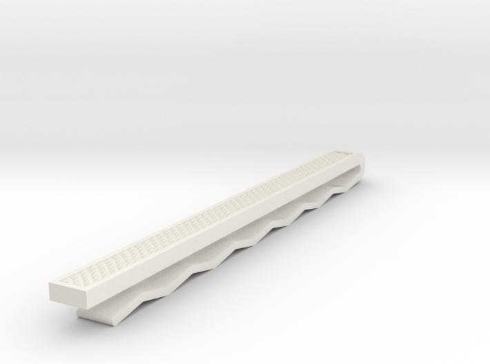 Tie Slide 3d printed