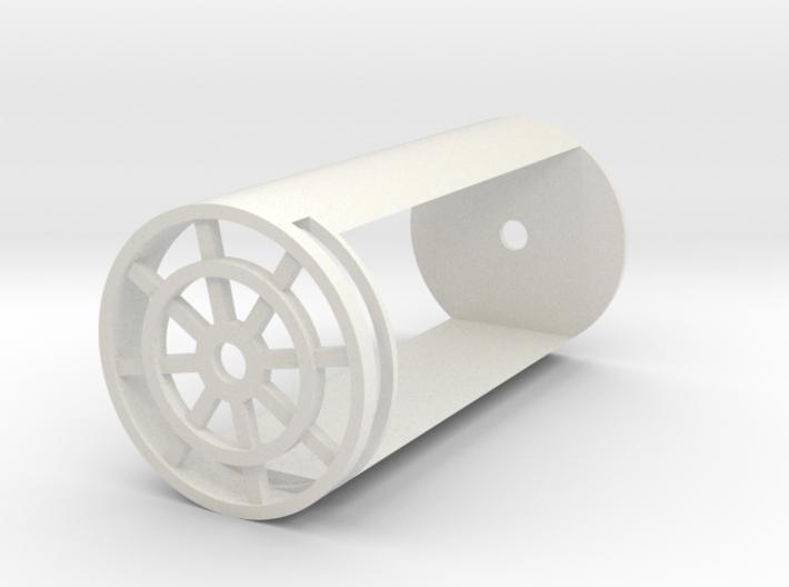 "Battery/Speaker Chassis for 1.25"" sinktubes 3d printed"