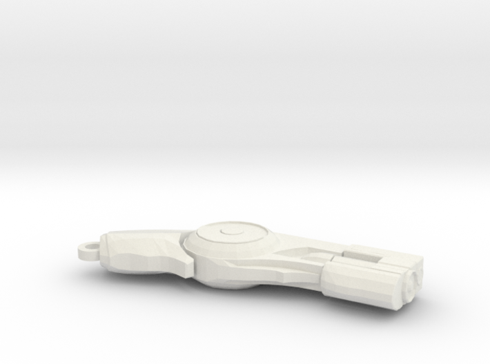 Batman Arkham Grapple Keychain 3d printed