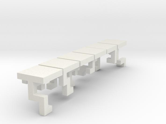 Lock Cube 1 3d printed