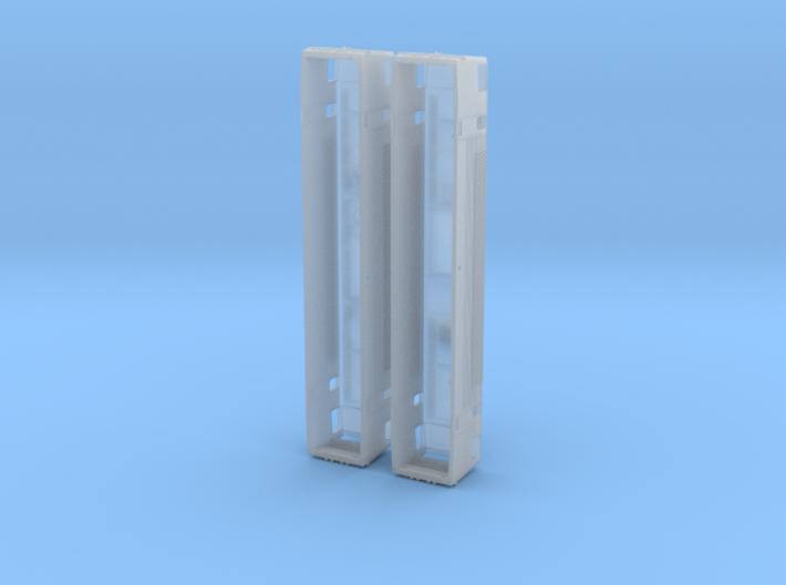 2 x BR155 1/220 3d printed