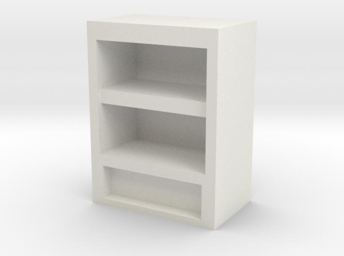 Bookshelf 2h 3d printed